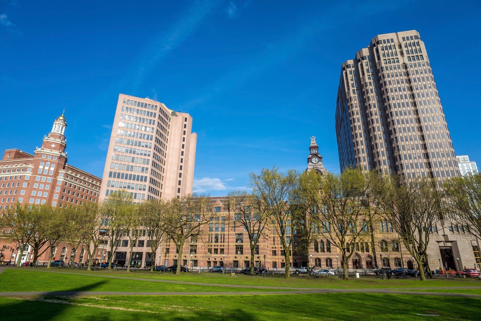 New Haven, CT is just one great city to live in if you want to continue working in retirement.