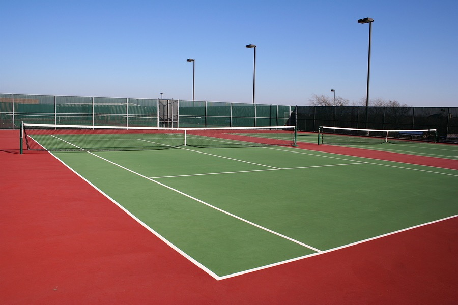 By 2018, Valencia Bay will have a brand new tennis complex!