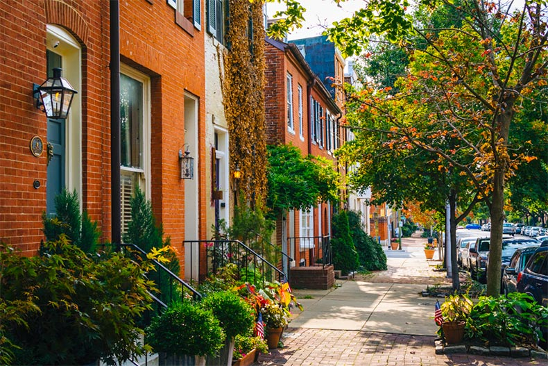 Best Lowest-Priced Communities in Baltimore/D.C. Area