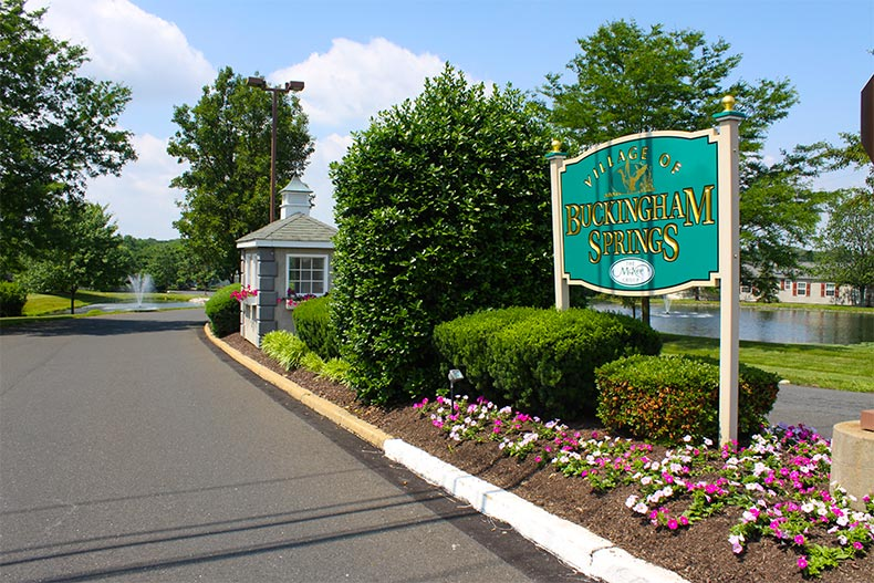 Community Spotlight: Village of Buckingham Springs in New Hope, PA