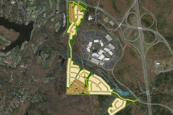 Check out the 520-home proposed active adult community for Goochland County, VA.