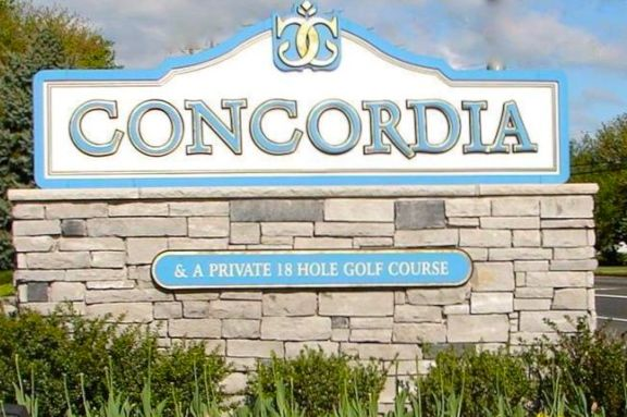 Concordia is an award-winning active adult community in Monroe Township set in Middlesex County, New Jersey.