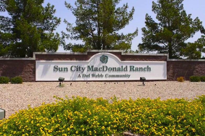 Sun City MacDonald Ranch has the great homes and lifestyle you would expect from Del Webb.