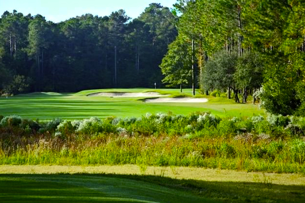 St James Plantation in Southport, NC has four amazing golf courses that residents can take advantage of.