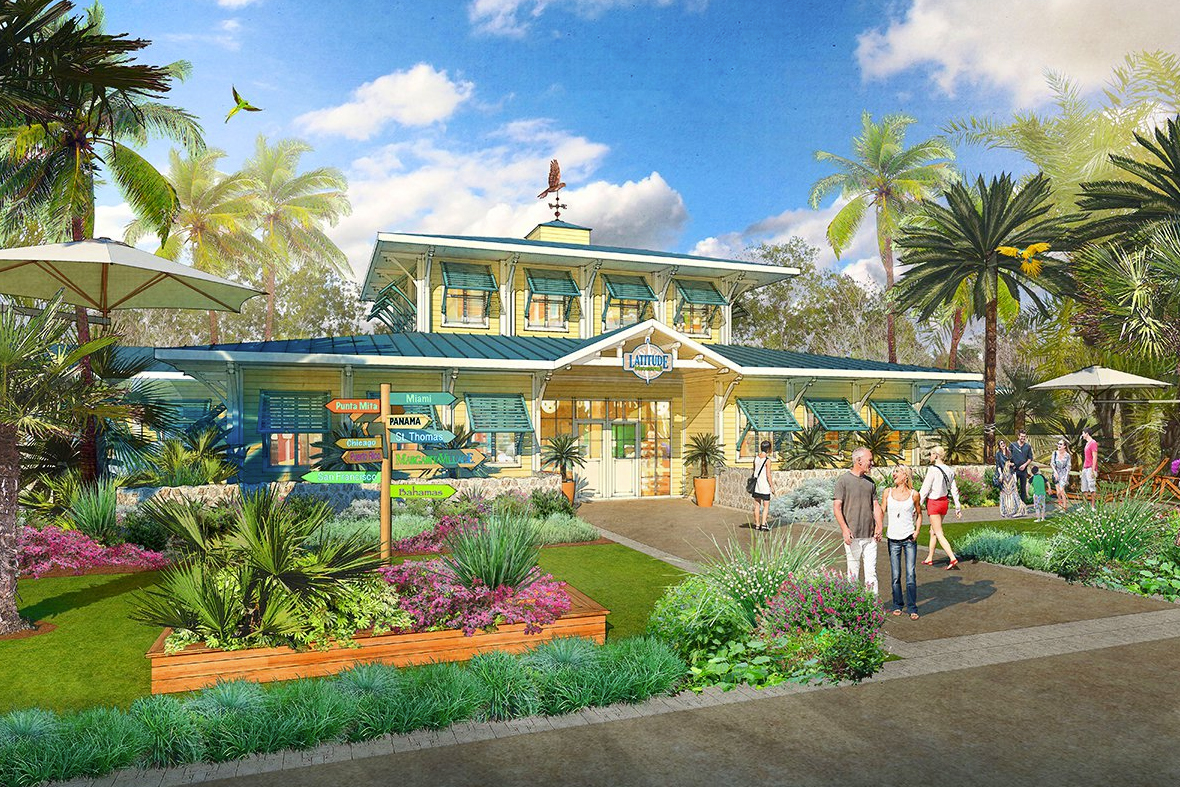 The much anticipated community, Latitude Margaritaville, have started their pre-sales.