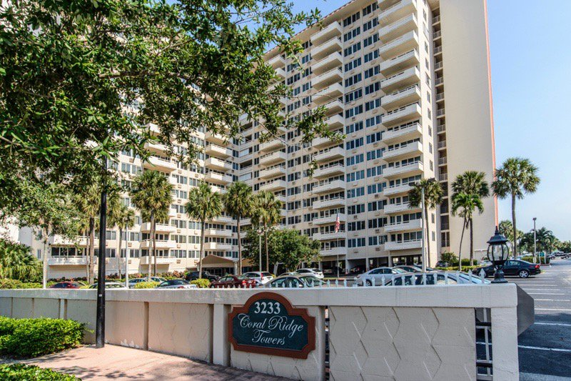 Coral Ridge Towers is a beautiful condo community located in Fort Lauderdale, Florida.