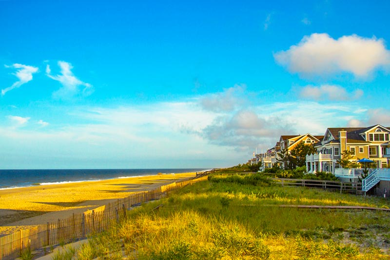 Bethany Beach in Delaware