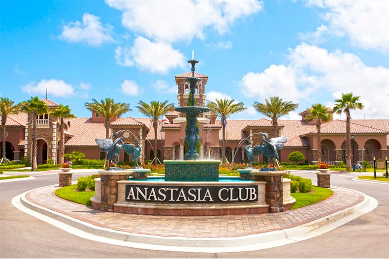 The Anastasia Club in Del Webb Ponte Vedra near Jacksonville, FL