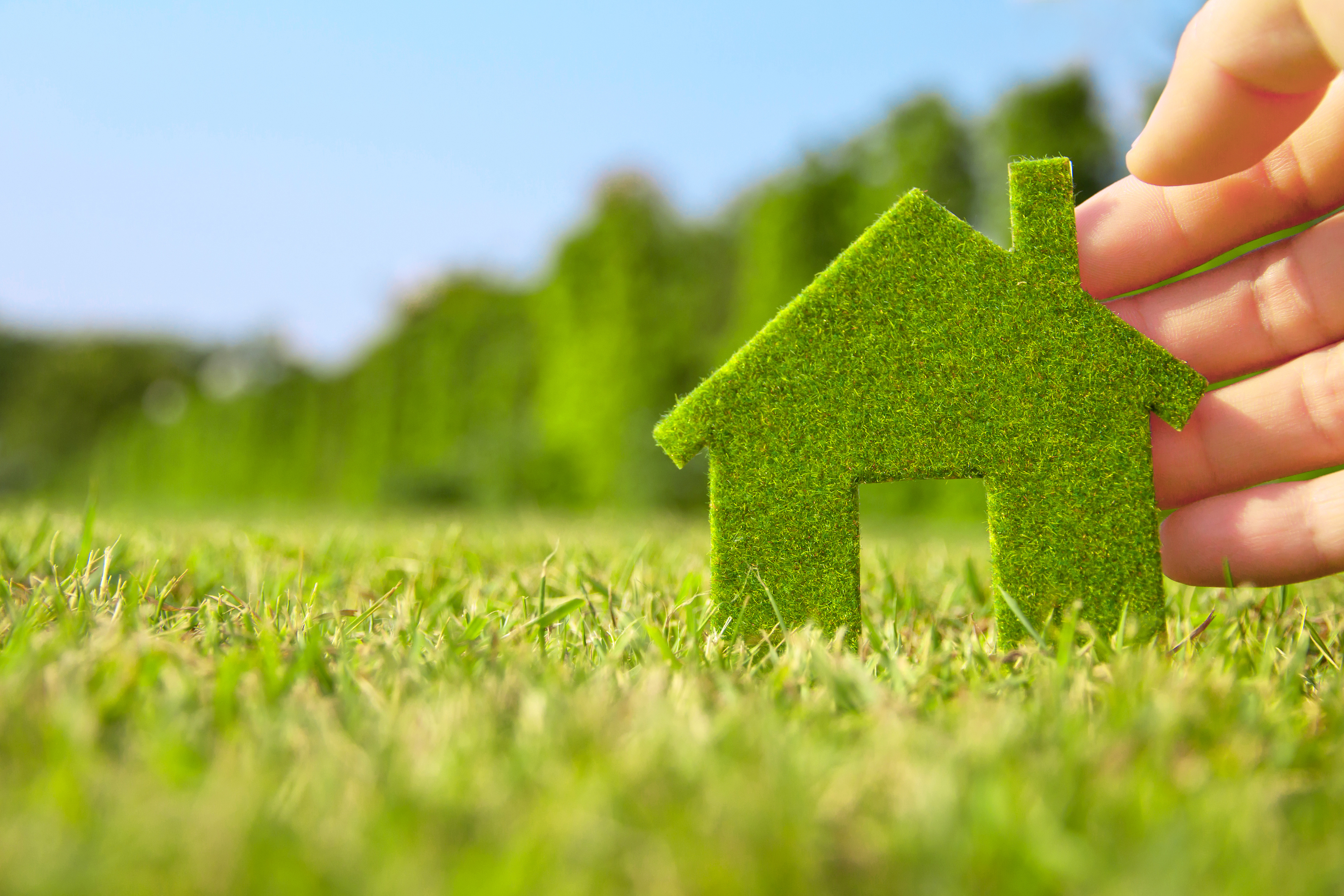 Eco-Friendly homes can help save both the environment and your retirement savings!
