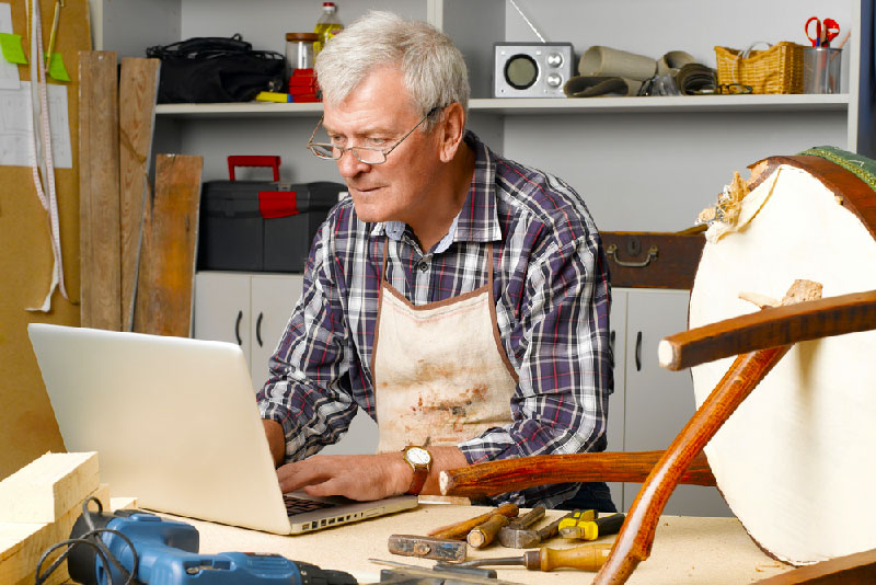 Many Boomers are taking the opportunity to realize their lifelong dream of owning their own business.