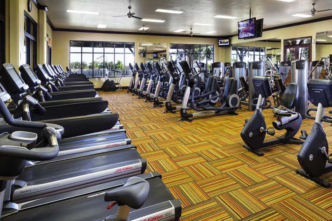 Robson Ranch Arizona just unveiled a new fitness center as well as new home designs.
