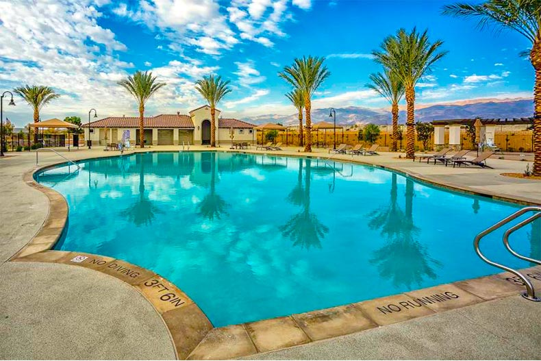Community Spotlight: Four Seasons at Terra Lago in Indio, CA