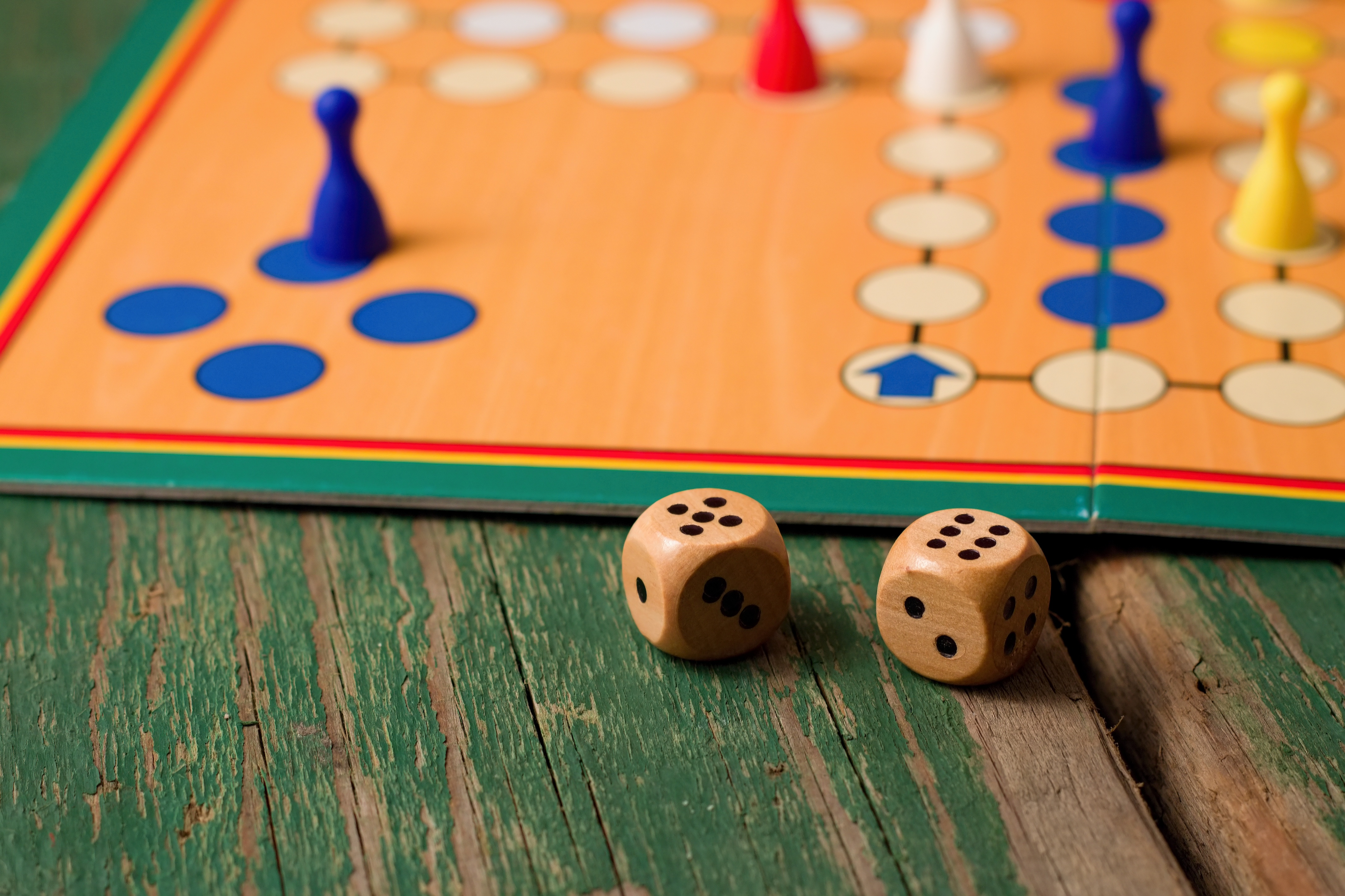 Classic board games like Clue, Monopoly, and Operation remain popular among baby boomers games