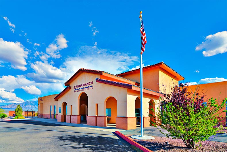 Canoa Ranch Recreation Center in Green Valley, Arizona