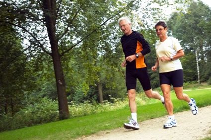 Physical activity doesn't have to take a backseat as you get older.