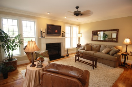 Spacious Great Rooms are Popular with Baby Boomers