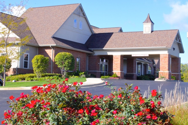 Residents enjoy access to a private clubhouse that hosts a variety of events throughout the year.