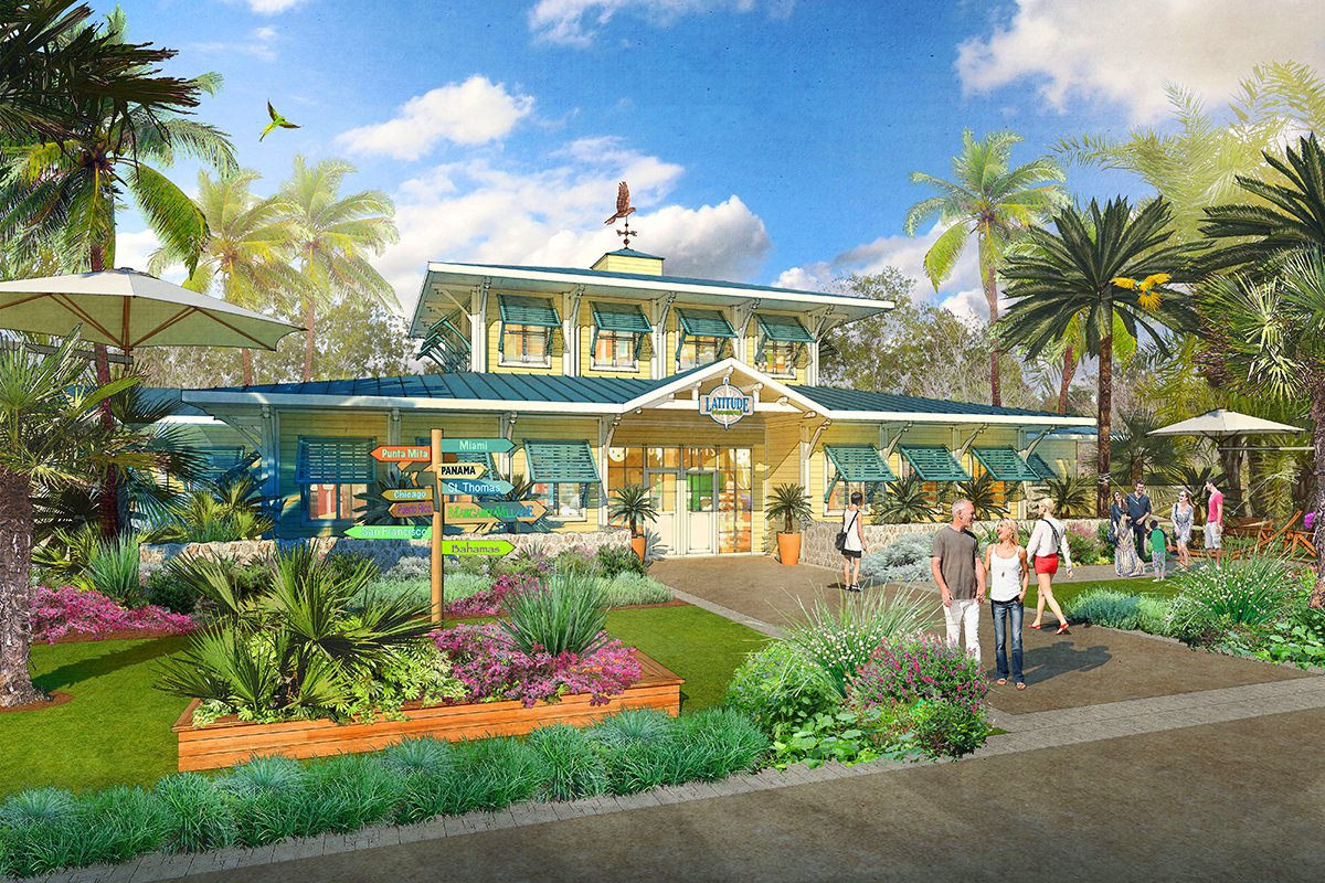 Margaritaville has been the talk of the town, and Lennar is getting ready to break ground.