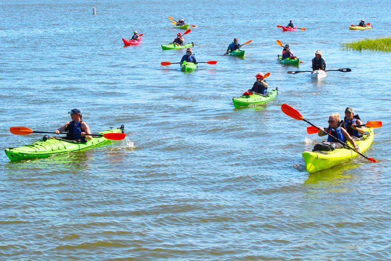 Experience Outdoor Adventure at the Western South Carolina Blueway Festival