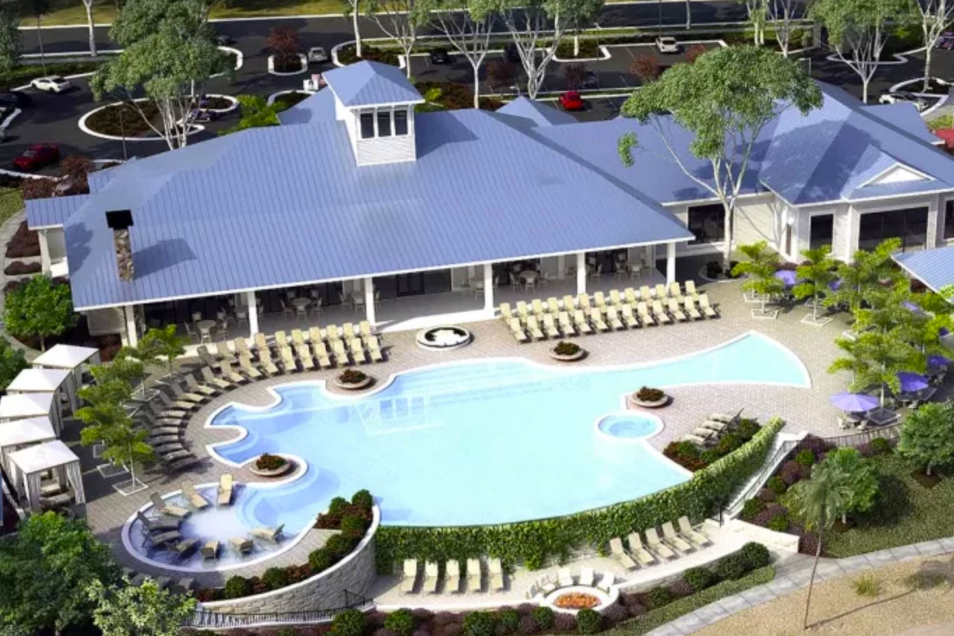Del Webb Wilmington Opens Clubhouse in RiverLight