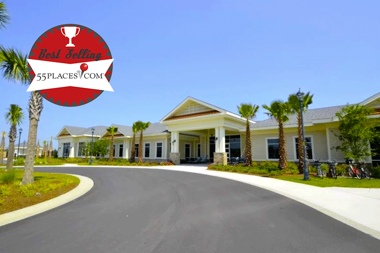 Sun City Hilton Head by Del Webb has won this year's award for best selling active adult community.