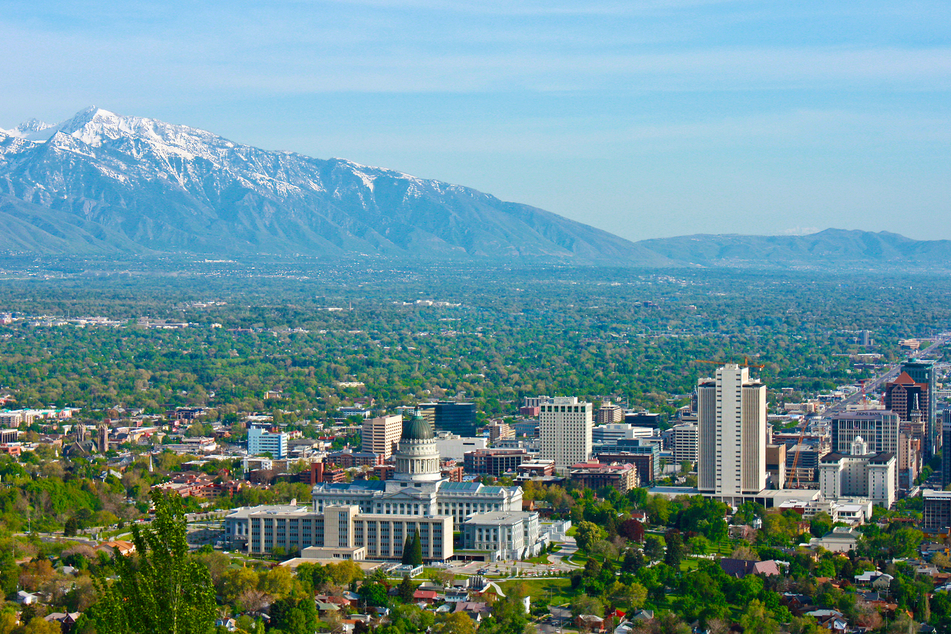 The Salt Lake City area in Utah has plenty to offer baby boomers looking to retire.