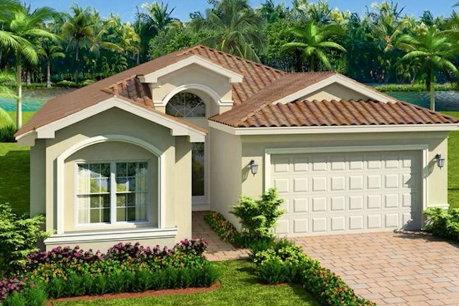 GL Homes has bought new homesites to expand Valencia Bay in Boynton Beach, FL.