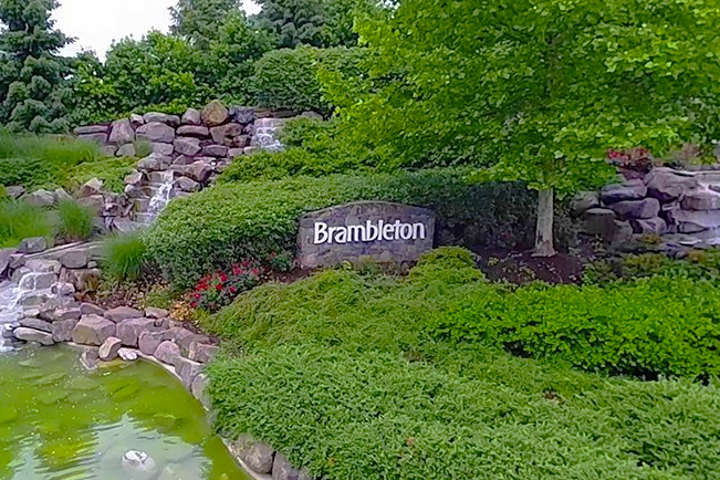 The master-planned community of Brambleton offers extensive amenities that baby boomers will love.