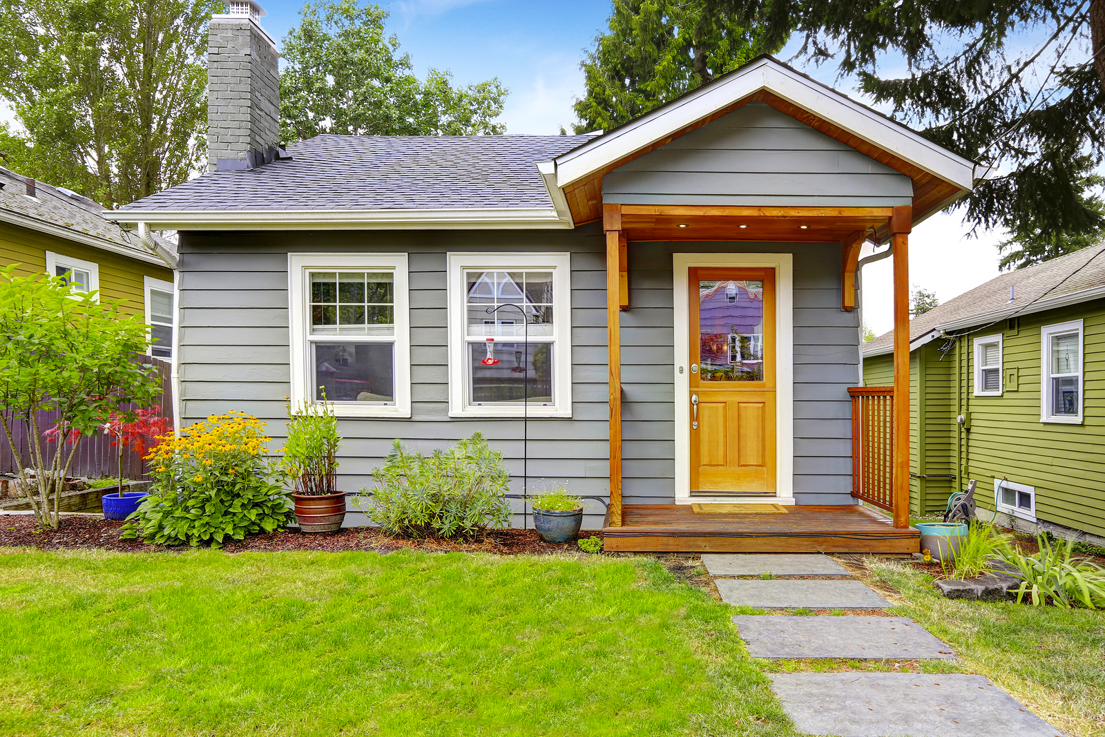 A recent study done by Taylor Morrison, reveals that homeowners prefer more yard space over living space.