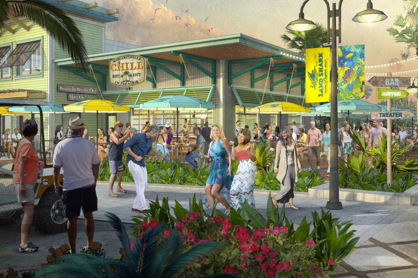 Minto has set plans for a second Latitude Margaritaville in Hilton Head, SC.
