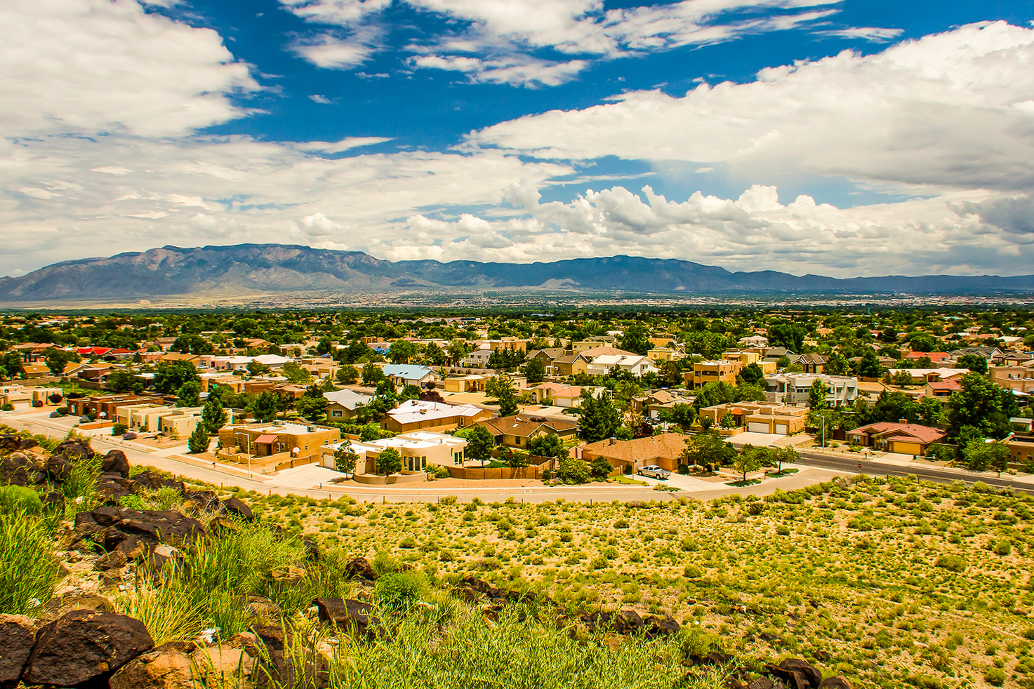 While not a major market for retirement, Albuquerque, NM is a hot spot for active adults.