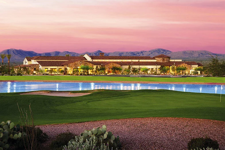 Saddlebrooke Ranch continues continues construction on its new clubhouse.