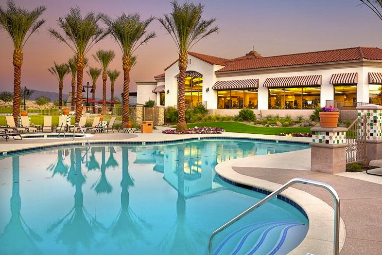 Del Webb at Rancho Mirage is Del Webb's newest 55+ community in Southern California.