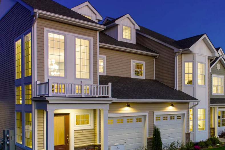 Vineyards at Blue Point is almost sold out of its third phase of new homes, act fast!