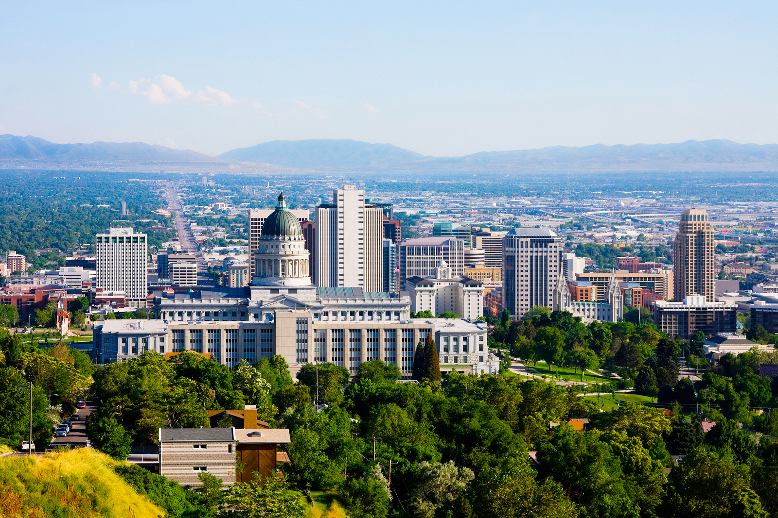The Salt Lake City Area is just one great real-estate market perfect for active adults looking to age in place.