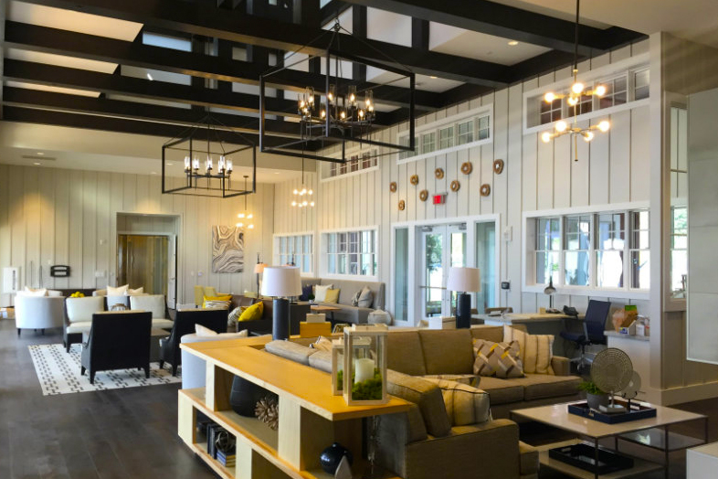 Trilogy Lake Norman unveils its new resort