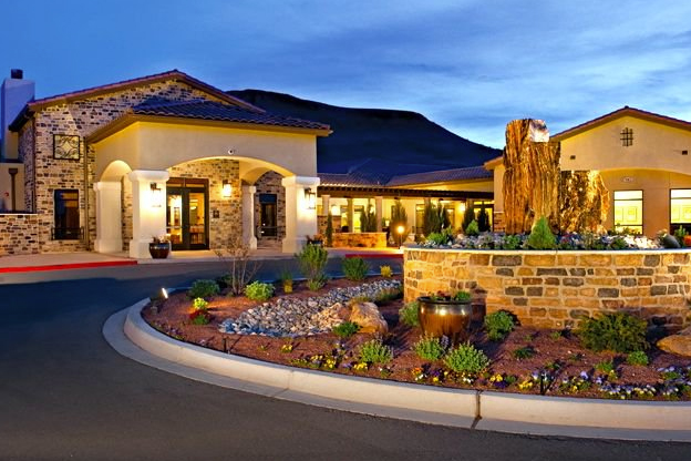 Jubilee at Los Lunas in New Mexico offers active adults everything they need in retirement.