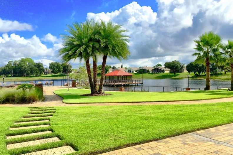 Del Webb Orlando is a beautiful 55+ community in Davenport, FL.