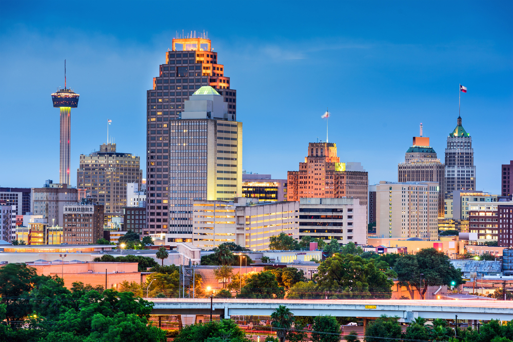 "San Antonio came in at #5 on CNBC's ""Best Cities to Retire In"" list. See who made number one."