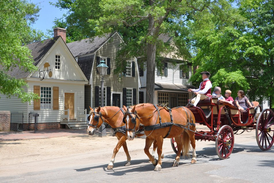 The Williamsburg area in Virginia has a lot to offer active adults looking to maintain an active lifestyle in retirement.