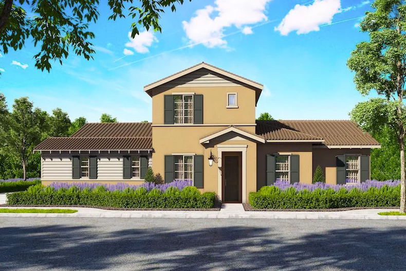 Travata is a beautiful new construction 55+ community in Irvine, CA.