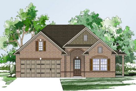 The Retreat at Westridge in McDonough, GA is now selling homes!
