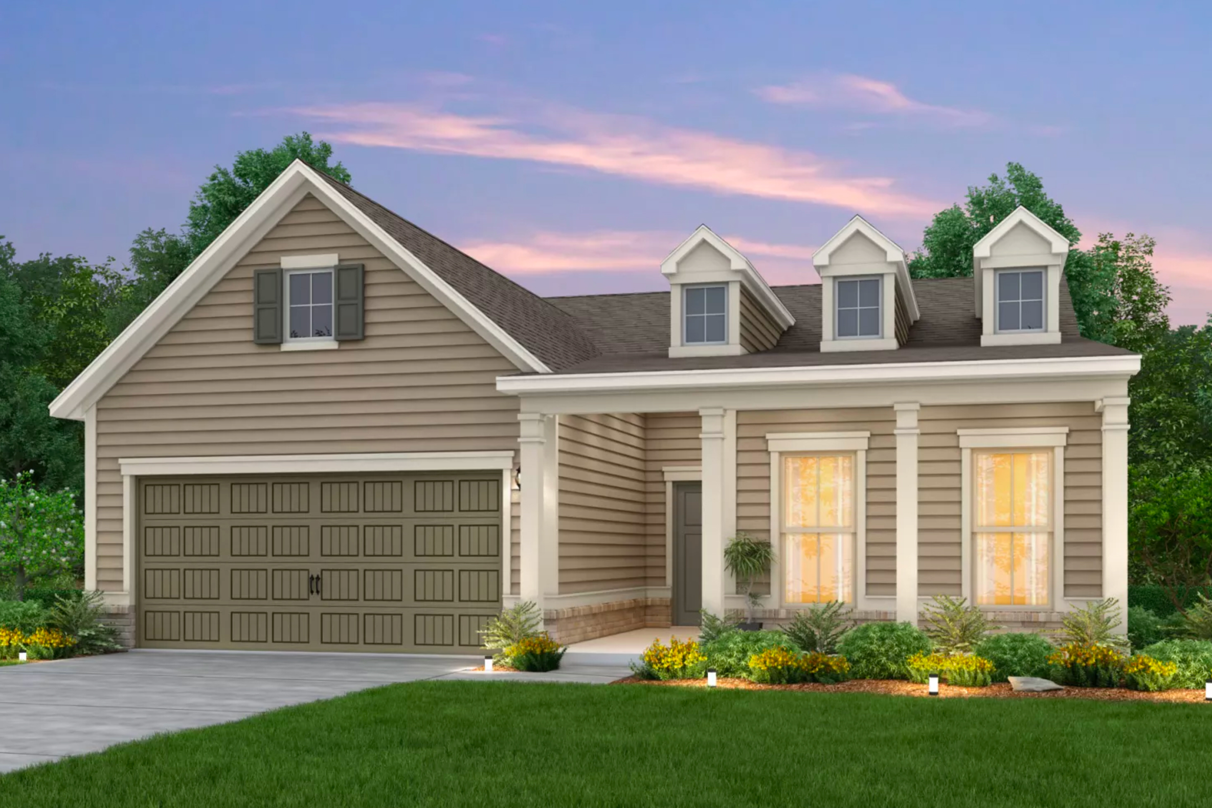Del Webb Wilmington has unveiled a new floor plan called Summerwood.