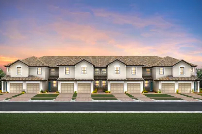 The Heron is Del Webb's newest home design for Del Webb Naples.