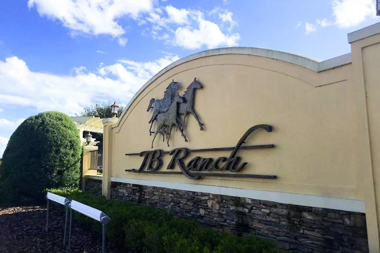 JB Ranch is a beautiful new construction community that offers active adults plenty to do in Central Florida.