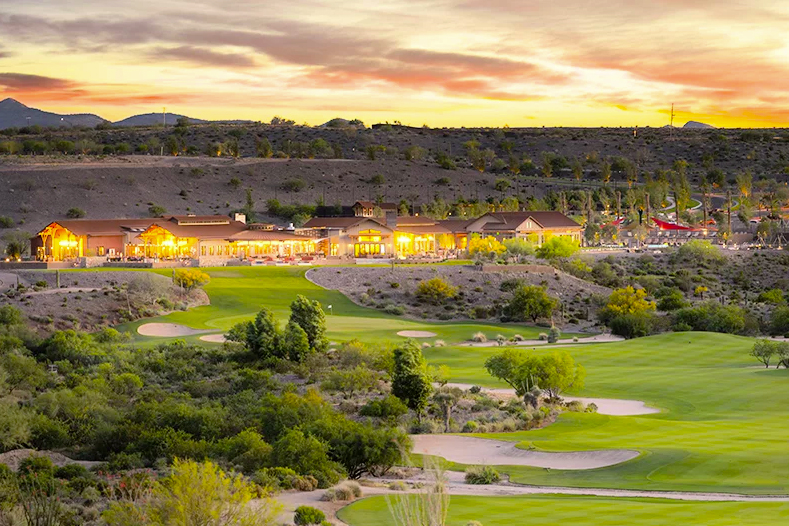 New management is headed to Wickenburg Ranch Golf & Social Club.