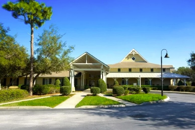 Superieur The 20,000 Sq. Ft. Clubhouse In Cresswind At Victoria Gardens.