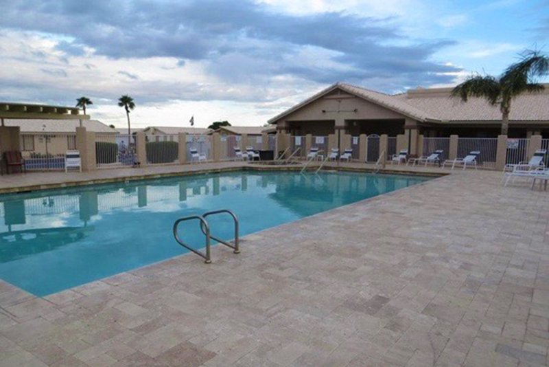 Meridian Manor is a 55+ community in Arizona that provides great amenities in a private setting.