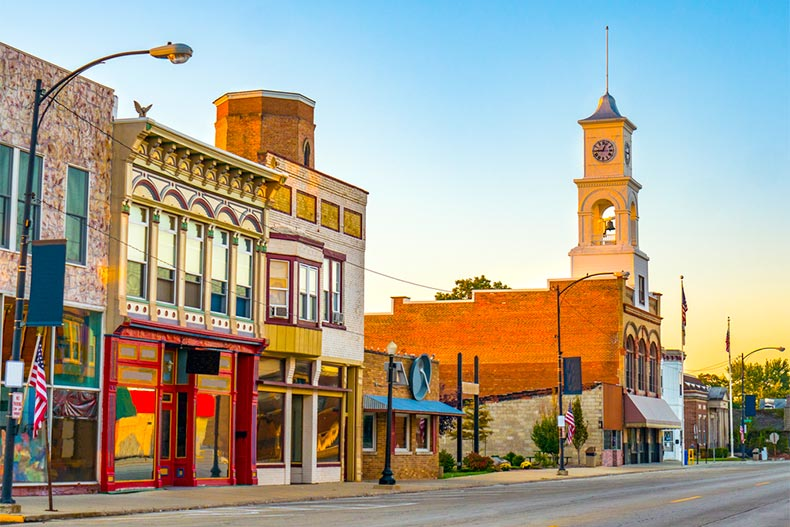 Best Small 55+ Communities in the Midwest