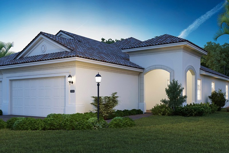 Mirabella, a 55+ community in Bradenton, Florida has just received the LEED for Homes Platinum certification.